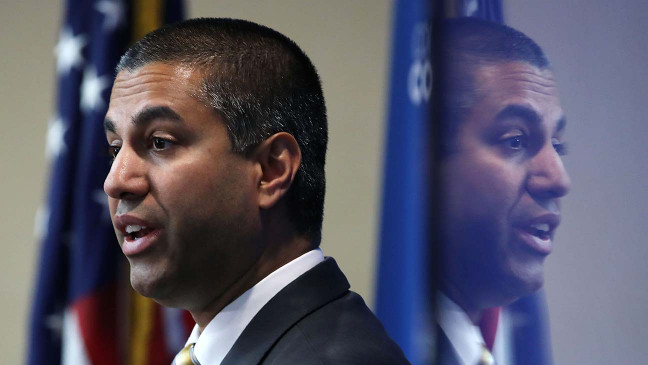 """FCC Chairman Ajit Pai Will """"Clarify"""" Section 230 Protections"""