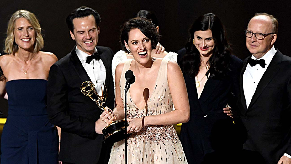 Fleabag Cast at the Emmys 2019 -4- Getty - H 2019