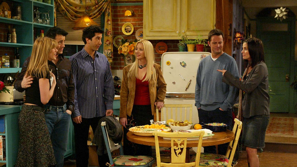 Friends 25 Best Episodes Ranked Hollywood Reporter