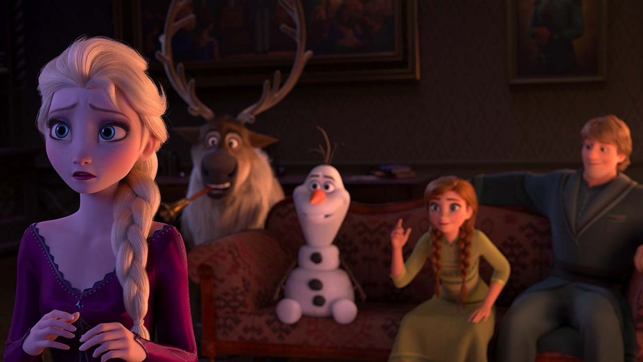 FROZEN 2 - Still 11- Walt Disney Animation Studios publicity-H 2019