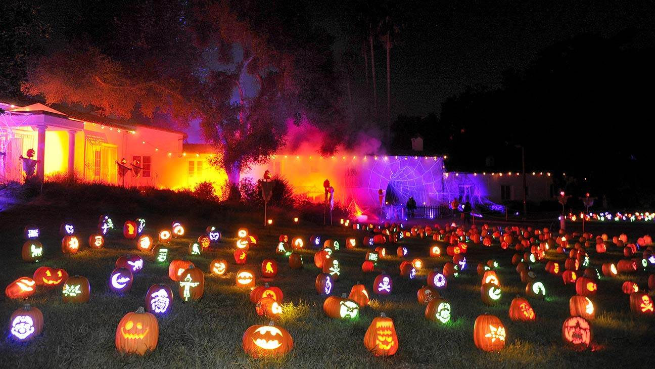 Halloween Activities Restricted in Los Angeles County