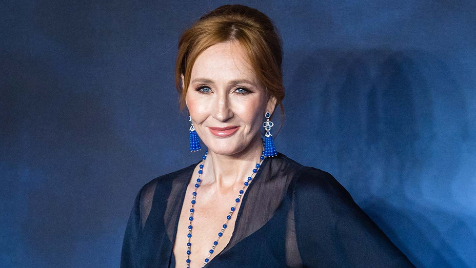 "J.K Rowling attends the UK Premiere of ""Fantastic Beasts: The Crimes Of Grindelwald"" - Getty-H 2019"