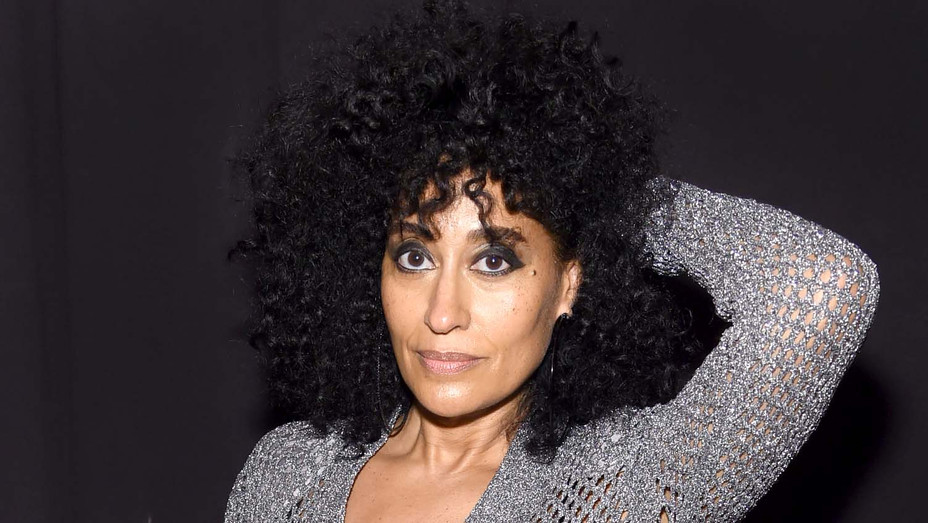 Tracee Ellis Ross attends the Marc Jacobs Fall 2019 Show - Getty-H 2019