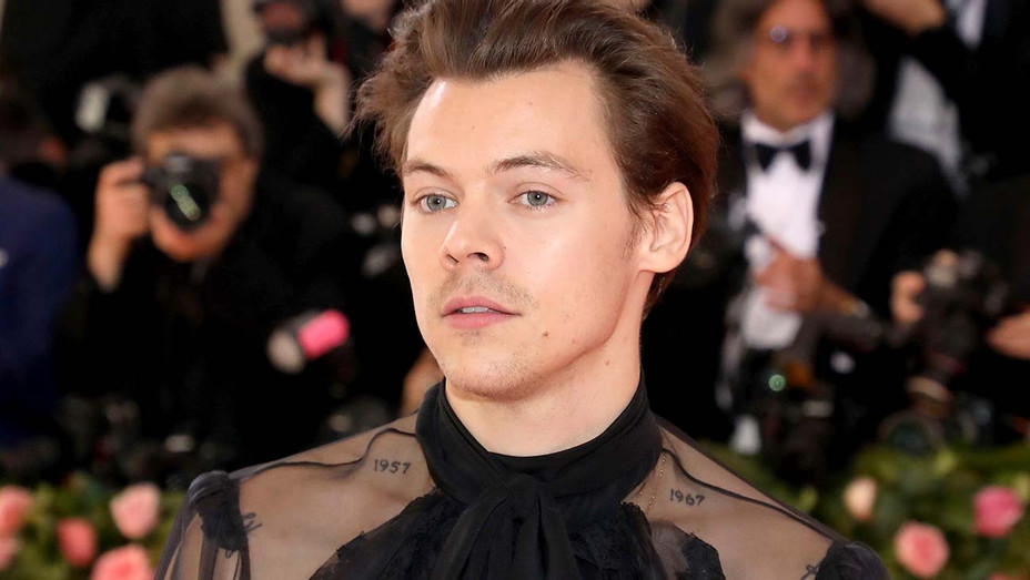 Harry Styles attends the 2019 Met Gala -Getty-H 2019