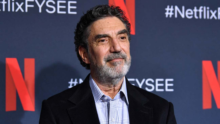 Chuck Lorre attends the Netflix The Kominsky Method FYSEE Event - Getty-H 2019