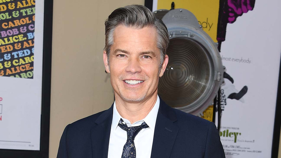 """Timothy Olyphant arrives at the Sony Pictures' """"Once Upon A Time - Getty-H 2019"""