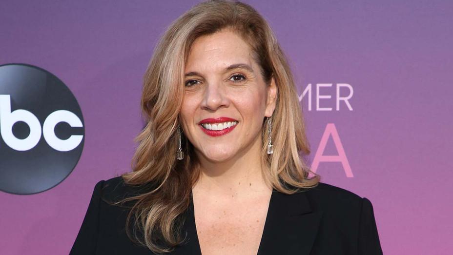 Krista Vernoff attends ABC's TCA Summer Press Tour Carpet Event - Getty-H 2019