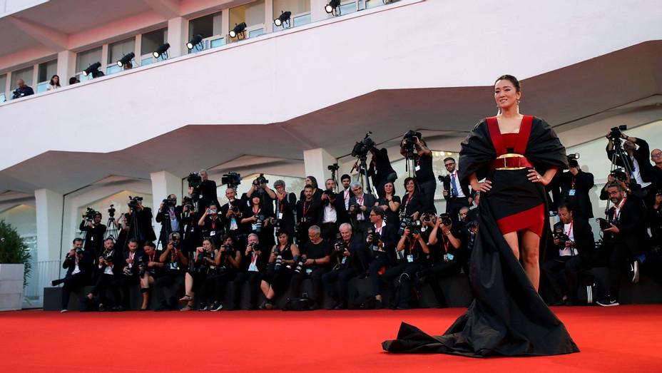 Gong Li Venice Film Festival - Getty - H 2019