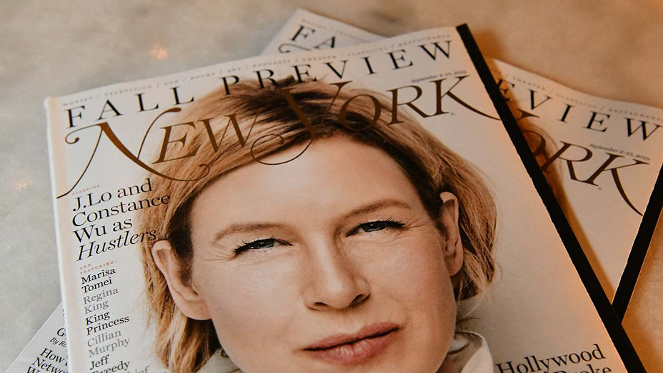 New York Magazine and Brookfield Place on September 05, 2019 - Getty -H 2019