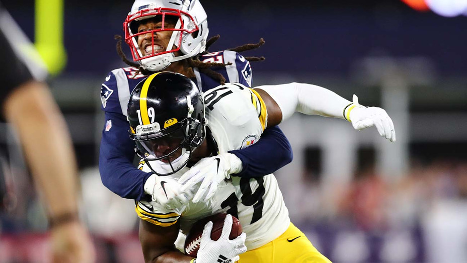 New England Patriots and Pittsburgh Steelers NFL Game SEPTEMBER 08, 2019- Getty-H 2019