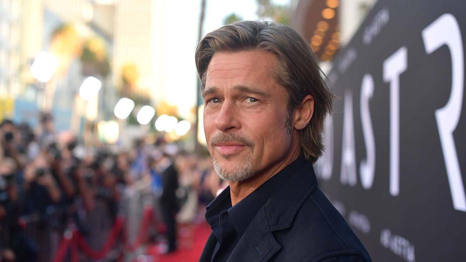 Brad Pitt attends the premiere of 20th Century Fox's Ad Astra - Getty-H 2019