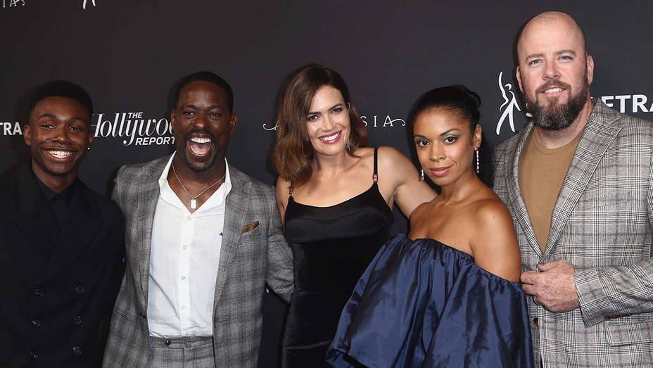 THR Party And SAG-AFTRA Celebrate Emmy Award Contenders- Getty-H 2019