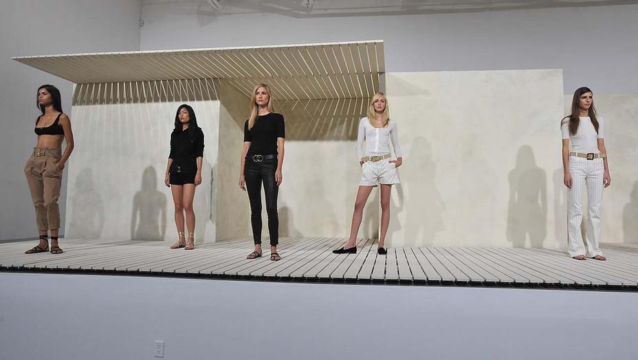 Frame Denim presentation during Spring 2016 New York Fashion Week on September 12, 2015 - Getty-H 2019