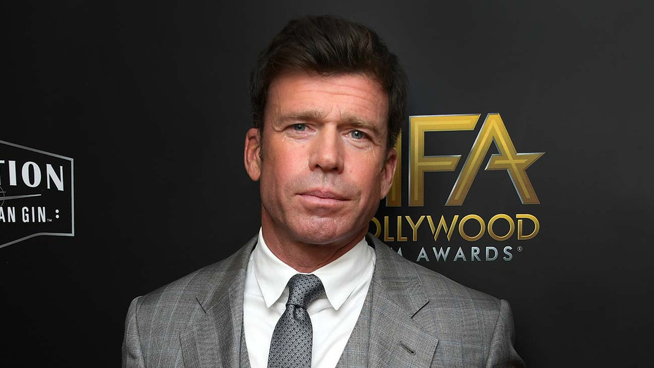 Taylor Sheridan, recipient of the Hollywood Breakthrough Director Award - Getty-H 2019