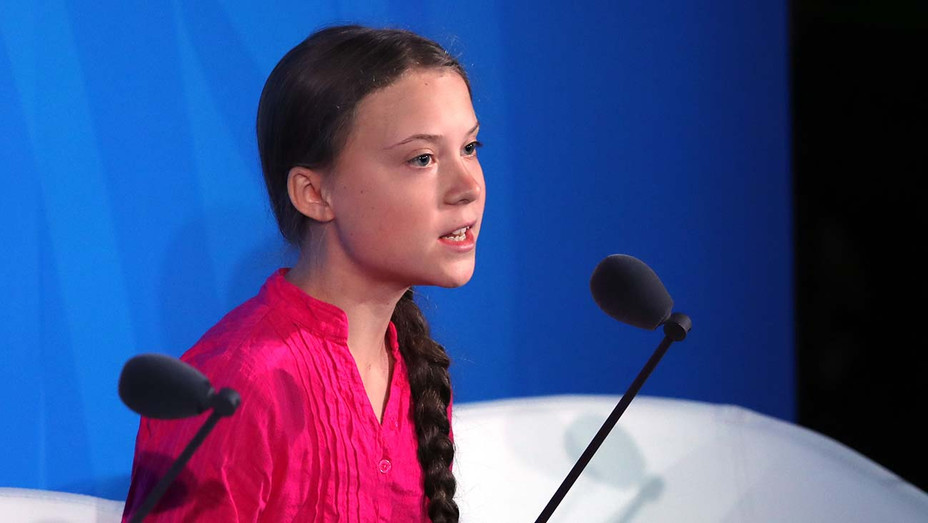 greta thunberg - Getty - H 2019