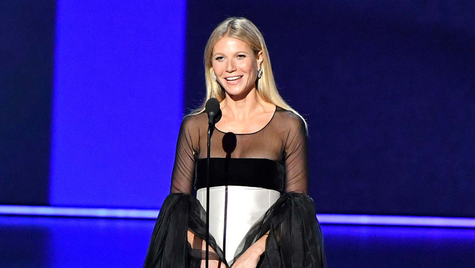 Gwyneth Paltrow speaks onstage during the 71st Emmy Awards - Getty - H-2019