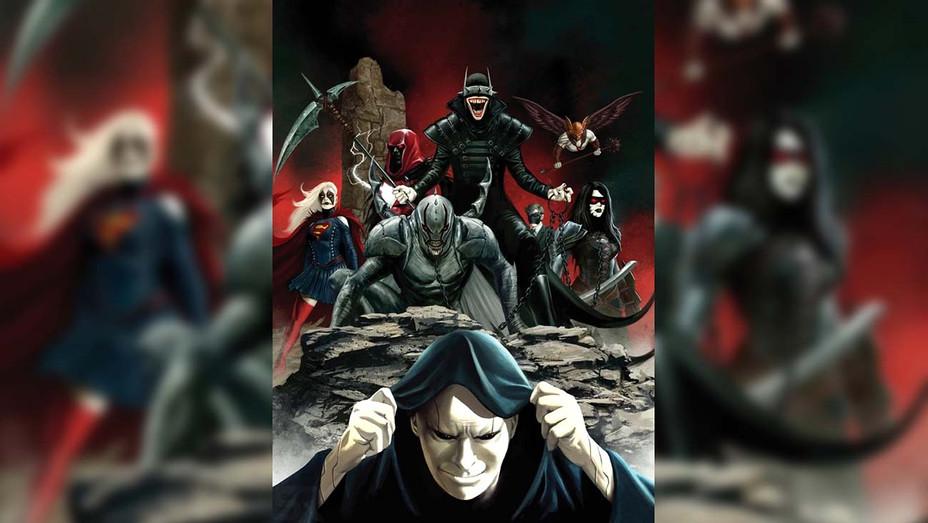 Hell Arisen comic - Publicity - H 2019