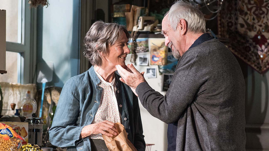 Height of the Storm - Still 1 -Eileen Atkins and Jonathan Pryce - Publicity-H 2019