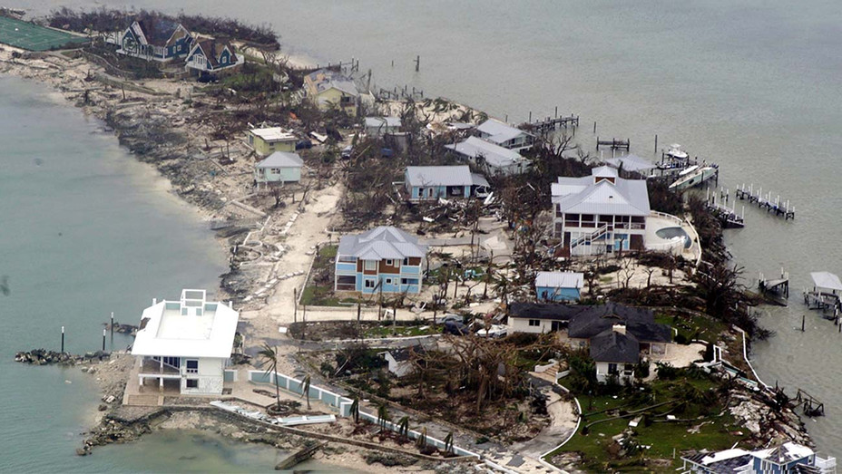 Hurricane Dorian - Bahamas - Getty - H 2019