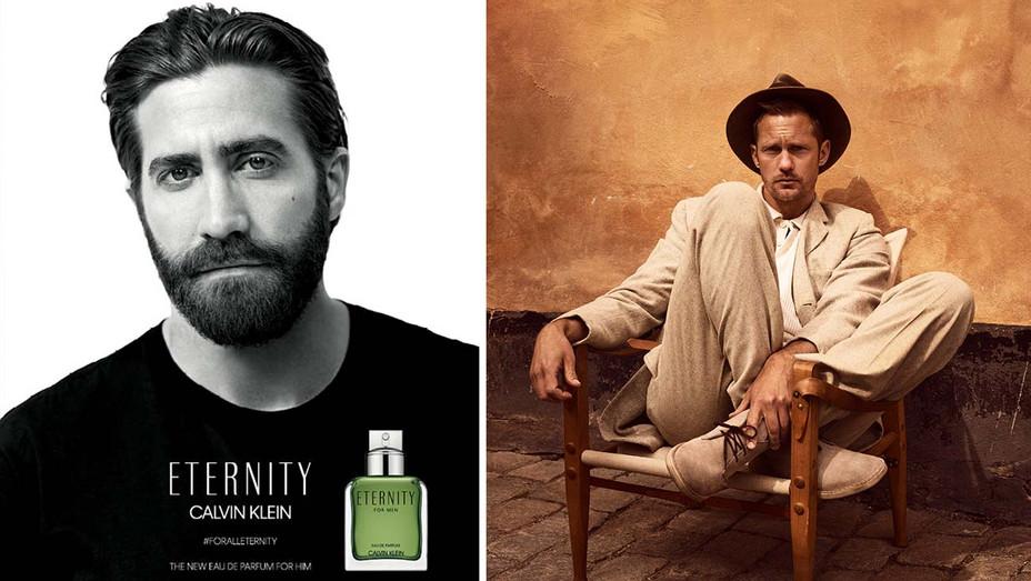 Jake Gyllenhaal - Alexander Skarsgard-Publicity-Split - 2019