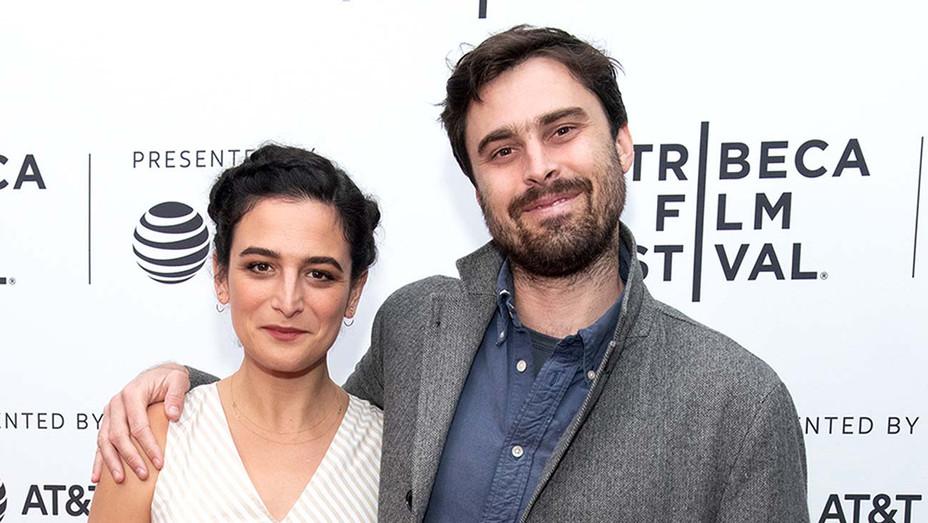 Jenny Slate and Ben Shattuck - Getty - H 2019