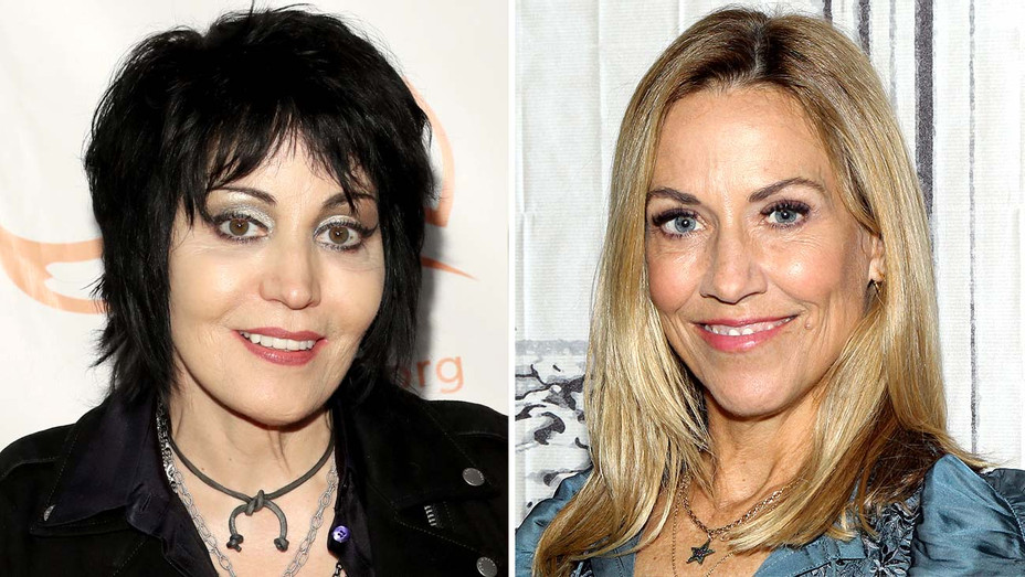 Joan Jett -Sheryl Crow- Getty - Split - H 2019