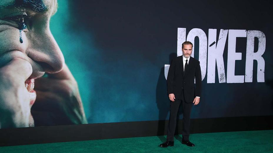 Joaquin Phoenix - Joker LA Premiere Chinese Theater - Publicity - H - 2019