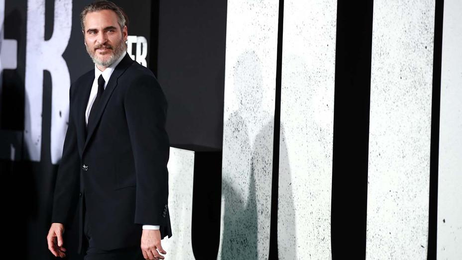 Joaquin Phoenix - Joker LA Premiere - Publicity - H - 2019