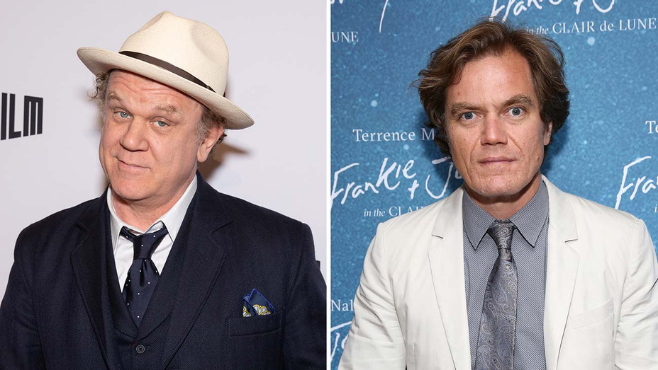 John C Reilly and Michael Shannon_Split - Getty - H 2019
