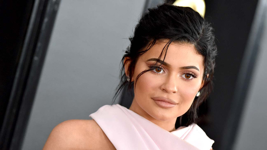 Kylie Jenner attends the 61st Annual GRAMMY Awards - Getty - H 2019