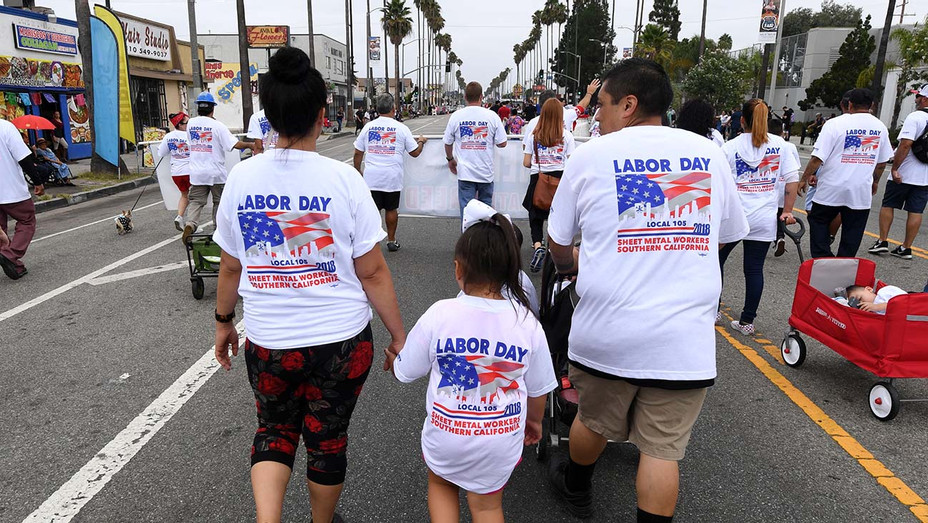 Labor Day Parade 2018 - 2- Getty - H 2019