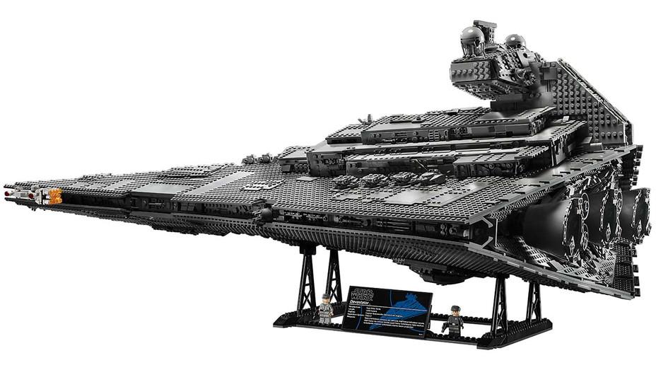 Lego Star Destroyer - Publicity - H 2019