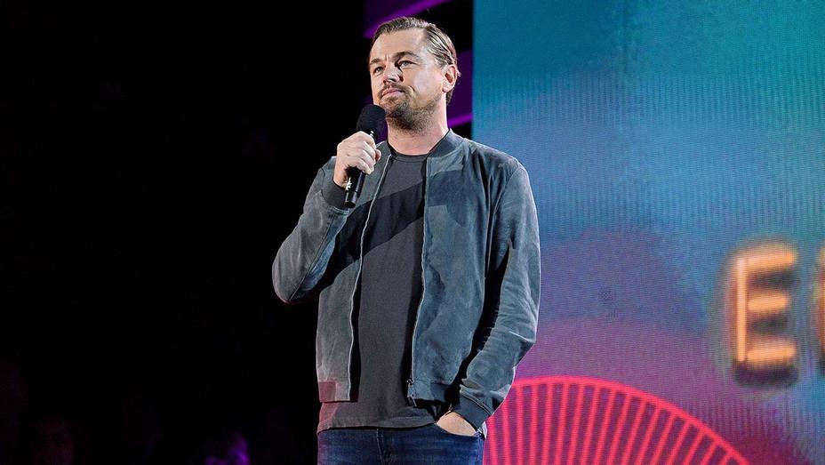 Leonardo Dicaprio at 2019 Global Citizen Festival — Getty — H 2019