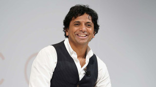 M. Night Shyamalan Reveals Title and Artwork for Upcoming Thriller