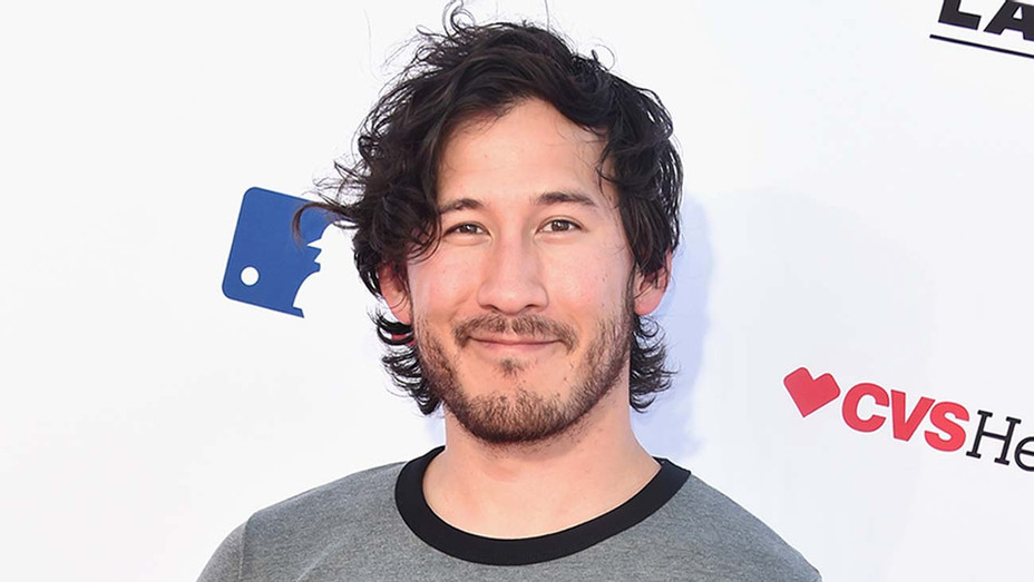 Markiplier attends the sixth biennial Stand Up To Cancer - Getty - H 2019