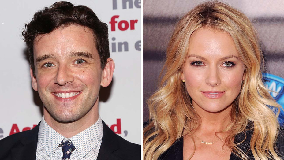 michael_urie_and_becki_newton_split_2 - Getty - H 2019