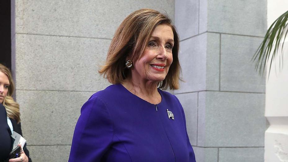Nancy Pelosi_ - Getty - H 2019