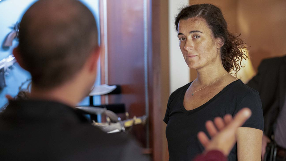 Out of the Darkness - Cote de Pablo as Ziva David.- Publicity-h 2019