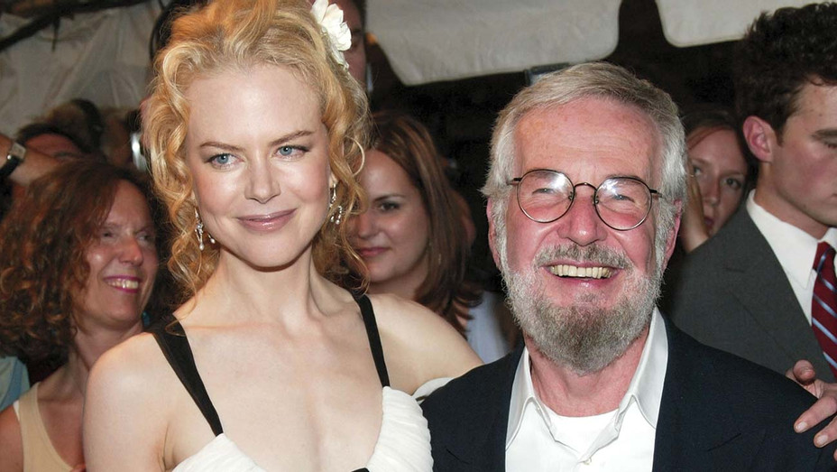 Nicole Kidman and director Robert Benton at 2003 TIFF — Getty — H 2019