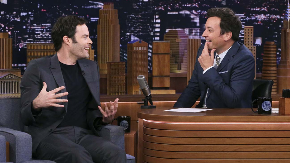 THE TONIGHT SHOW STARRING JIMMY FALLON - Bill Hader - September 3, 2019- Publicity-H 2019