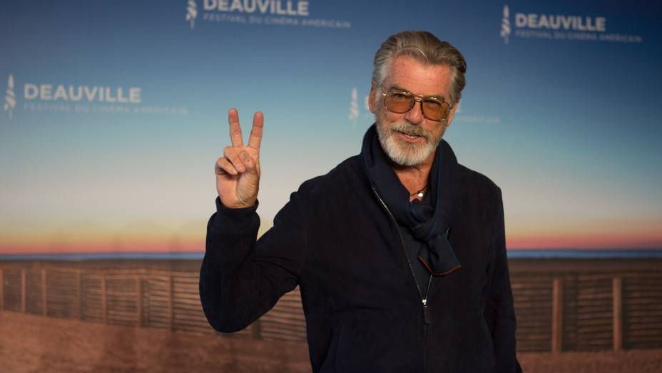 Pierce Brosnan Deauville - Getty - H 2019
