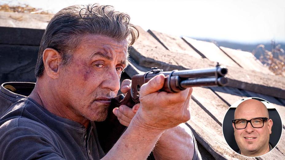 Rambo: Last Blood- Adrian Grunberg  - Publicity Still -Getty -  Inset - H 2019