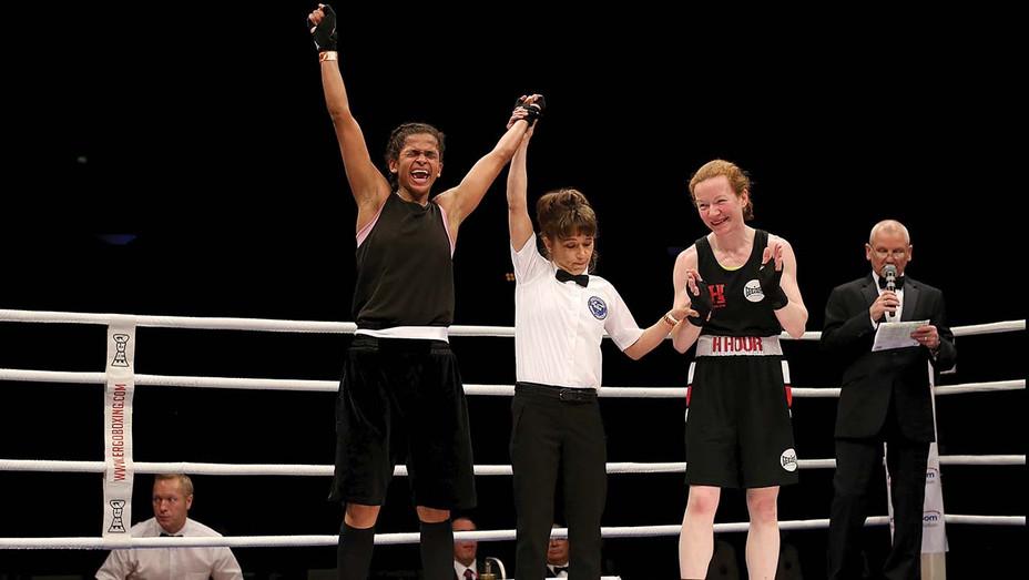 Ramla Ali Boxing — Getty — H 2019