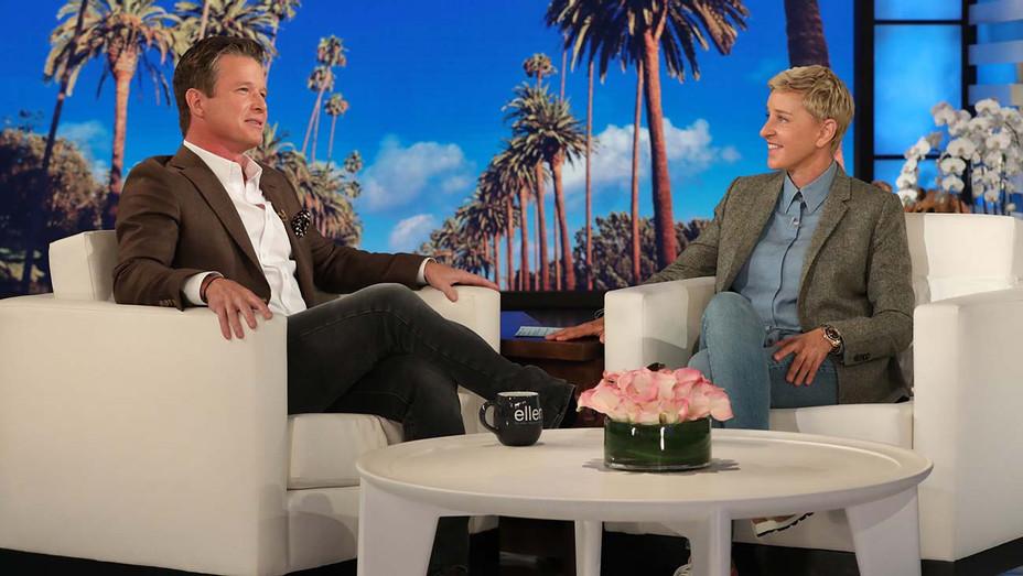 The Ellen DeGeneres Show -  Billy Bush - Publicity -H 2019
