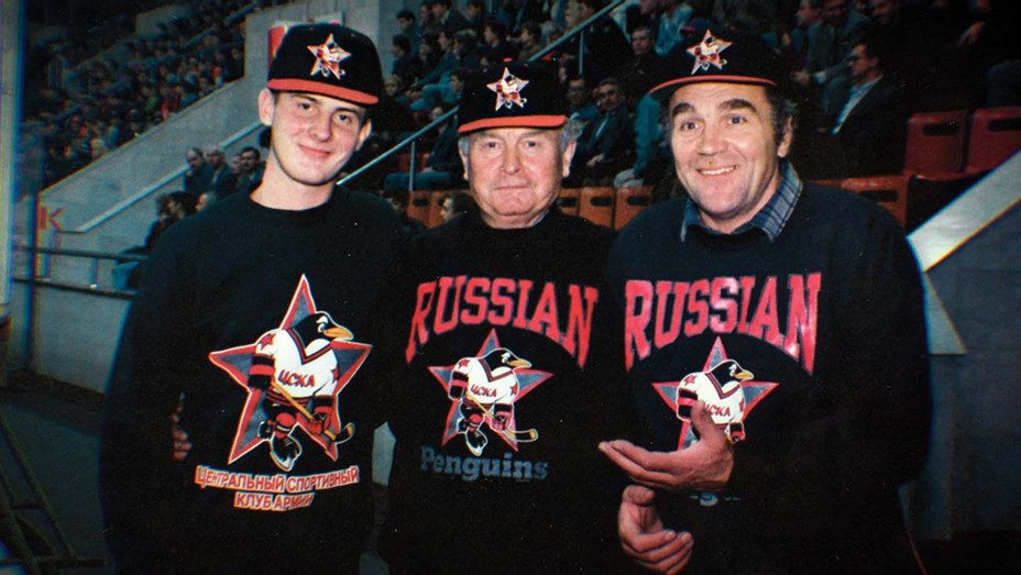 Russians, Hockey and? Michael Eisner - Publicity - H 2019