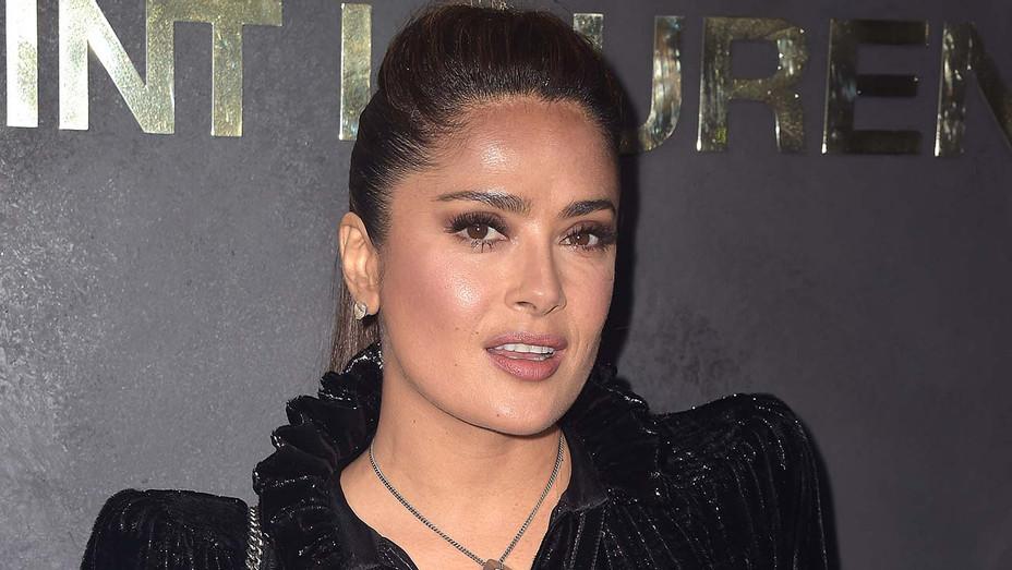 Salma Hayek - Getty - H 2019