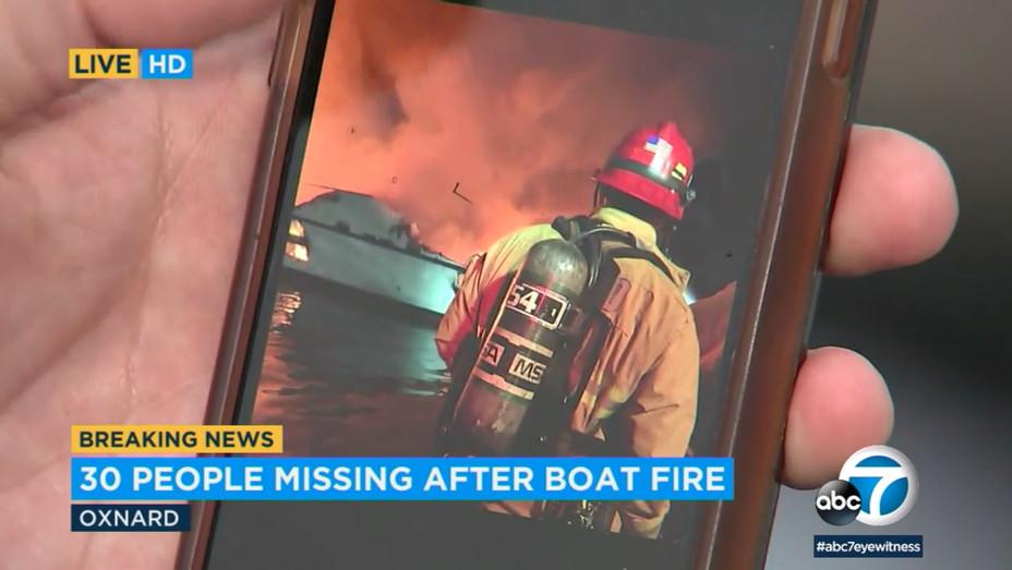 Boat Fire Screenshot - H 2019