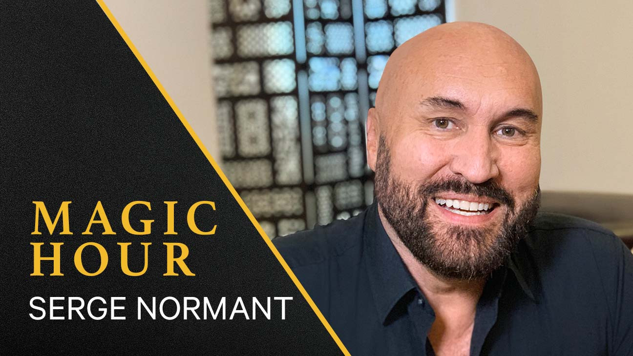 From Julia Roberts' Iconic Looks to Meghan Markle's Wedding: Hollywood Hairstylist Serge Normant | Magic Hour