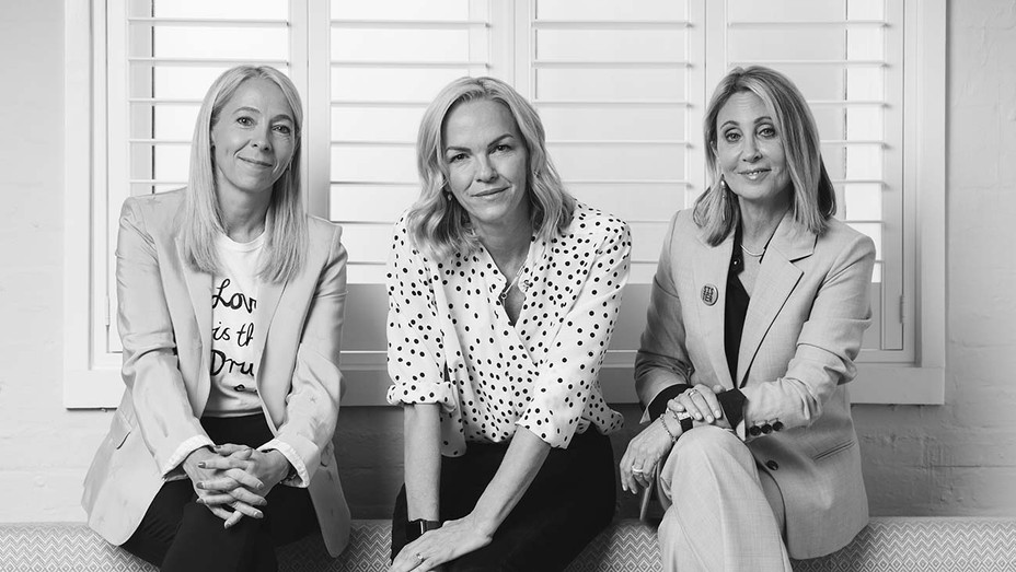 ONE TIME USE_Sister_Elisabeth Murdoch, Stacey Snider and Jane Featherstone - Publicity - H 2019