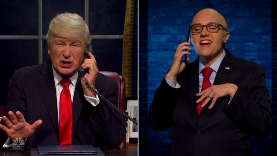SNL Trump - Screenshot - H - 2019